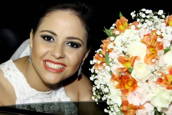 Casamento de Daniela e Elcio Junior