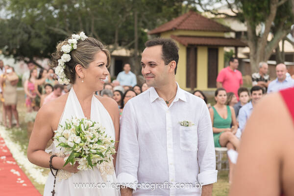 Casamentos de Luciana e Maurit
