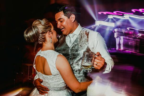 Casamentos de Katiane e Max
