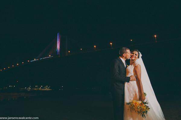 Casamentos de CLAUDIA E FERNANDO