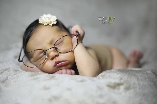 Newborn de Helena - 6 dias