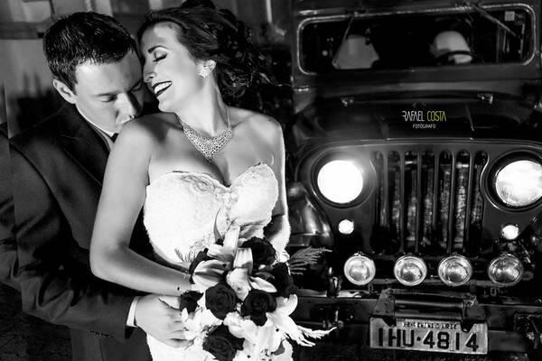 Casamentos de Grasi & Vanderlei