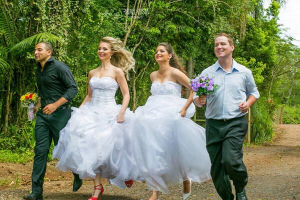 Pre Wedding de Pre-Wedding Fabiani e Nícolas & Taís e Fernando