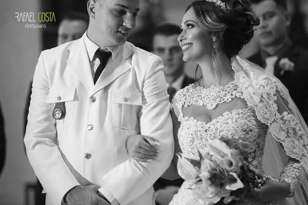 Casamentos de Fernanda e Douglas