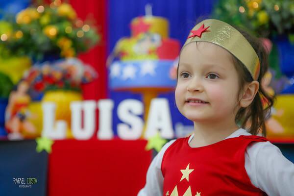 Aniversário Infantil de Luisa