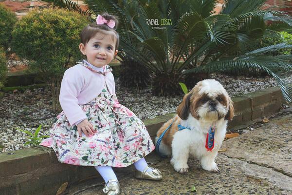 Aniversário Infantil de Gabriela - 1 aninho