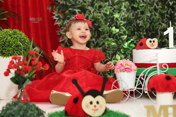 Aniversário Infantil de Melissa- 1 aninho