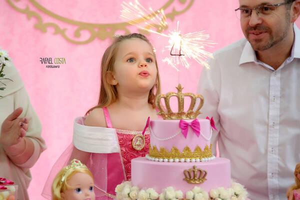 Aniversário Infantil de Isadora - 4 anos