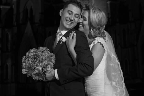 Casamentos de Caroline e Ricardo