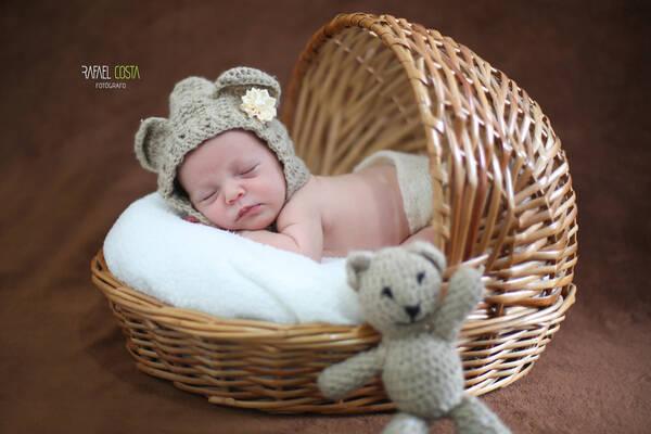 Newborn de Maria Luiza