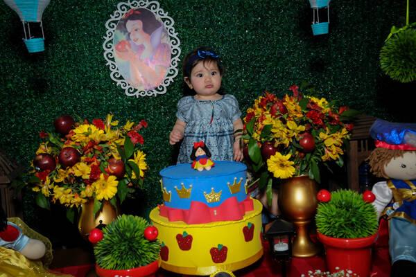 FESTA INFANTIL de Mirela 1 ano