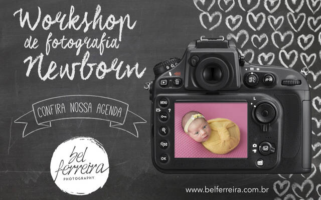 Newborn's Workshop by Bel Ferreira Inglês
