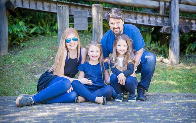 Ensaio Familia - Bruna & Duda por LUCY LIMA