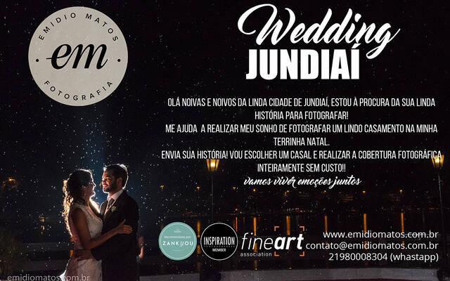 Wedding Jundiaí - Procurando uma historia de amor por Emidio Michele Matos Mercante