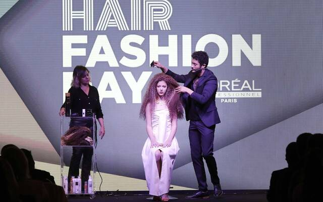 Hair Fashion Day por Diego Queiroz