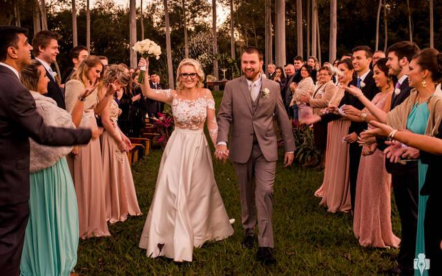 É possível organizar um casamento em apenas dois meses? por Elisabeth Squinatti & Nei Bernardes