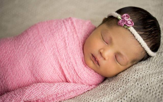 Meu primeiro Newborn por Rafaelly Lemos