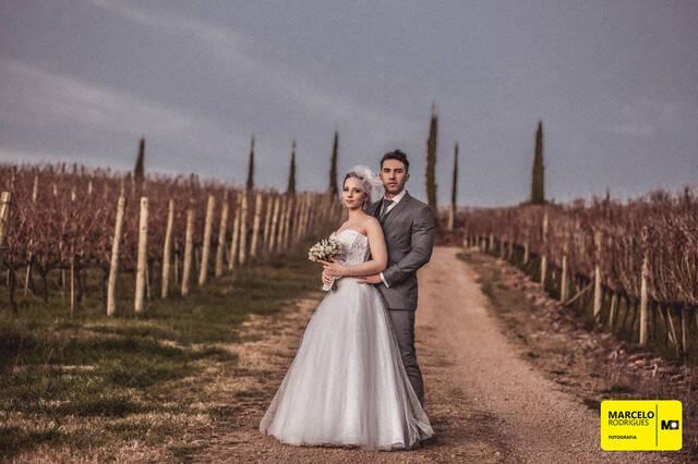 Book Casamento de Paul & Daniela