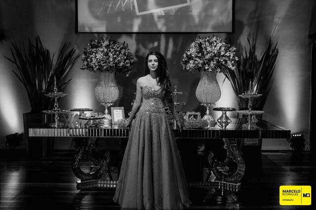 Festa 15 anos de Valentina