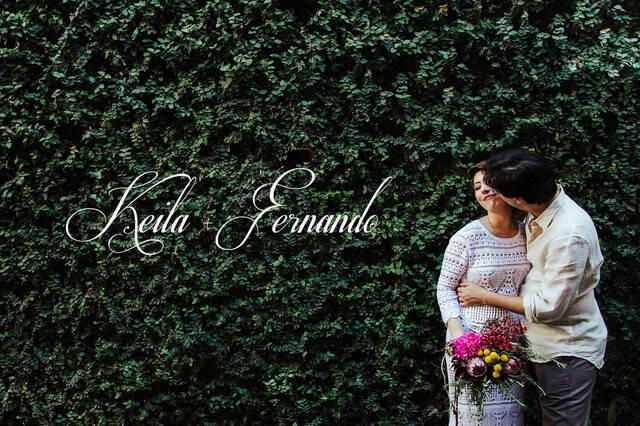 CASAMENTO de KEILA + FERNANDO/CASAMENTO