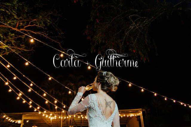 CASAMENTO de CARLA + GUILHERME/ CASAMENTO