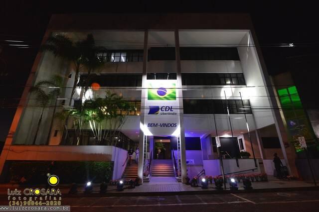 CDL Uberlândia Posse nova Diretoria de Posse Novo Triênio 2018/2020