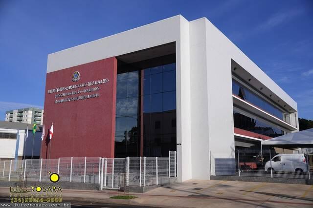 Inauguração Ministério P de Ministério Público do Trabalho