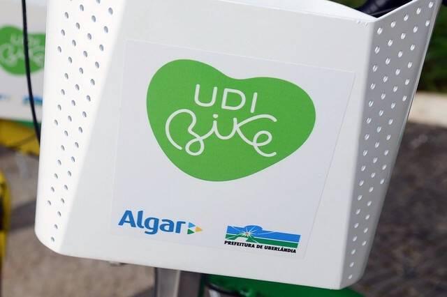 Udi Bike Algar de Lançamento Udi Bike Algar