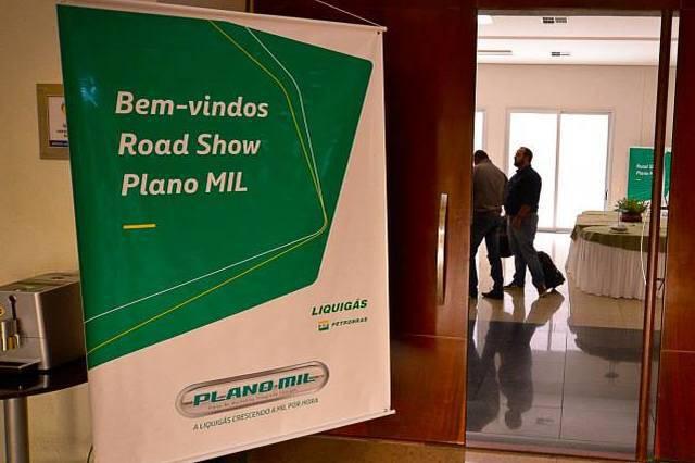 Road Show Liquigás de Liquigás