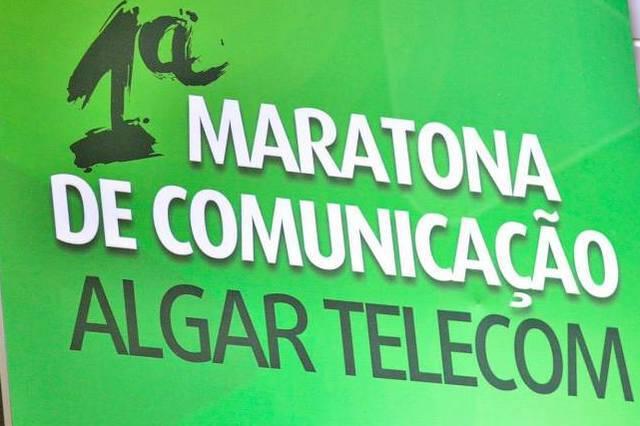 Maratona da Comunicação de 1ºMaratona Lagar Comunicação