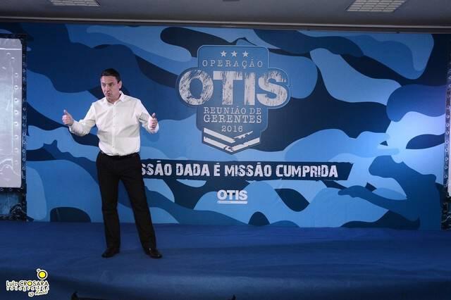 Otis de Reunião de Gerentes Otis