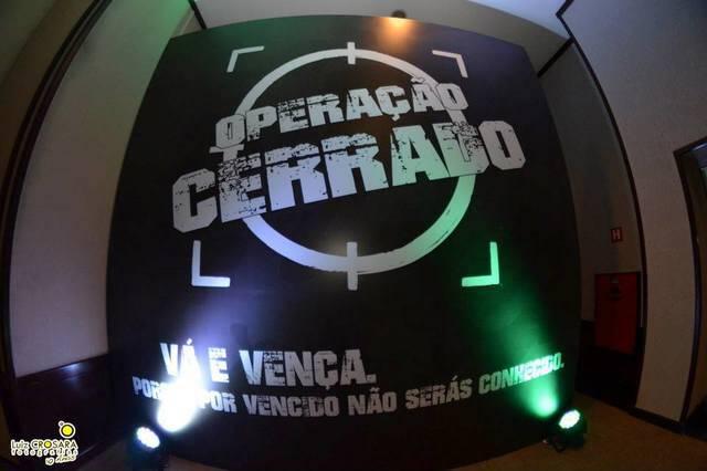 Op Cerrado Uberlândia de Syngenta Operação Cerrado