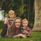 Francielle - mãe do Miguel e do Davi