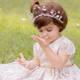 Flávia Vasconcelos – tia da princesinha Luana – fizemos o ensaio e o aniversário