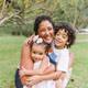 Thais, mãe da Giovanna e do Guilherme