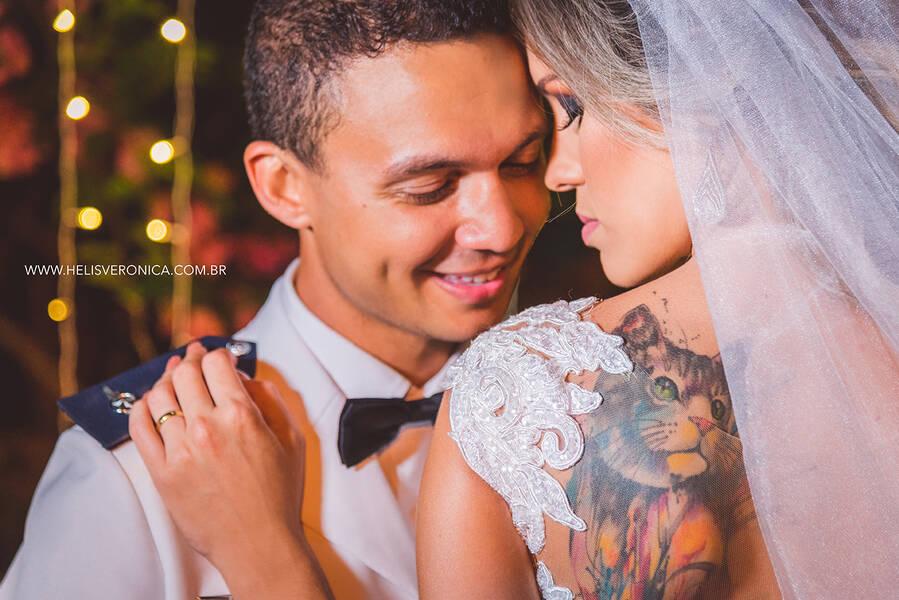 Casamento de Cinthia + Lucas