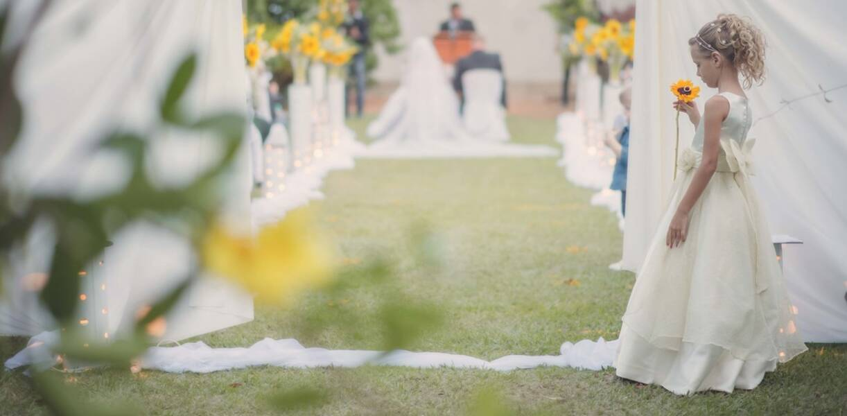 Casamentos de Clarissa e James
