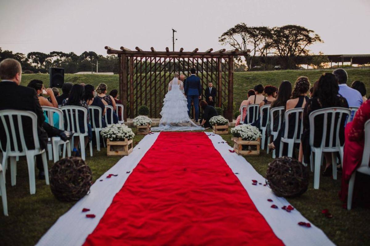 chácara de casamento curitiba