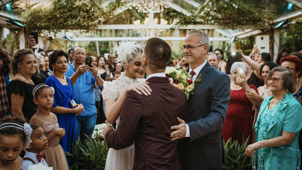 melhores horários para casar casamento ao ar livre à tarde