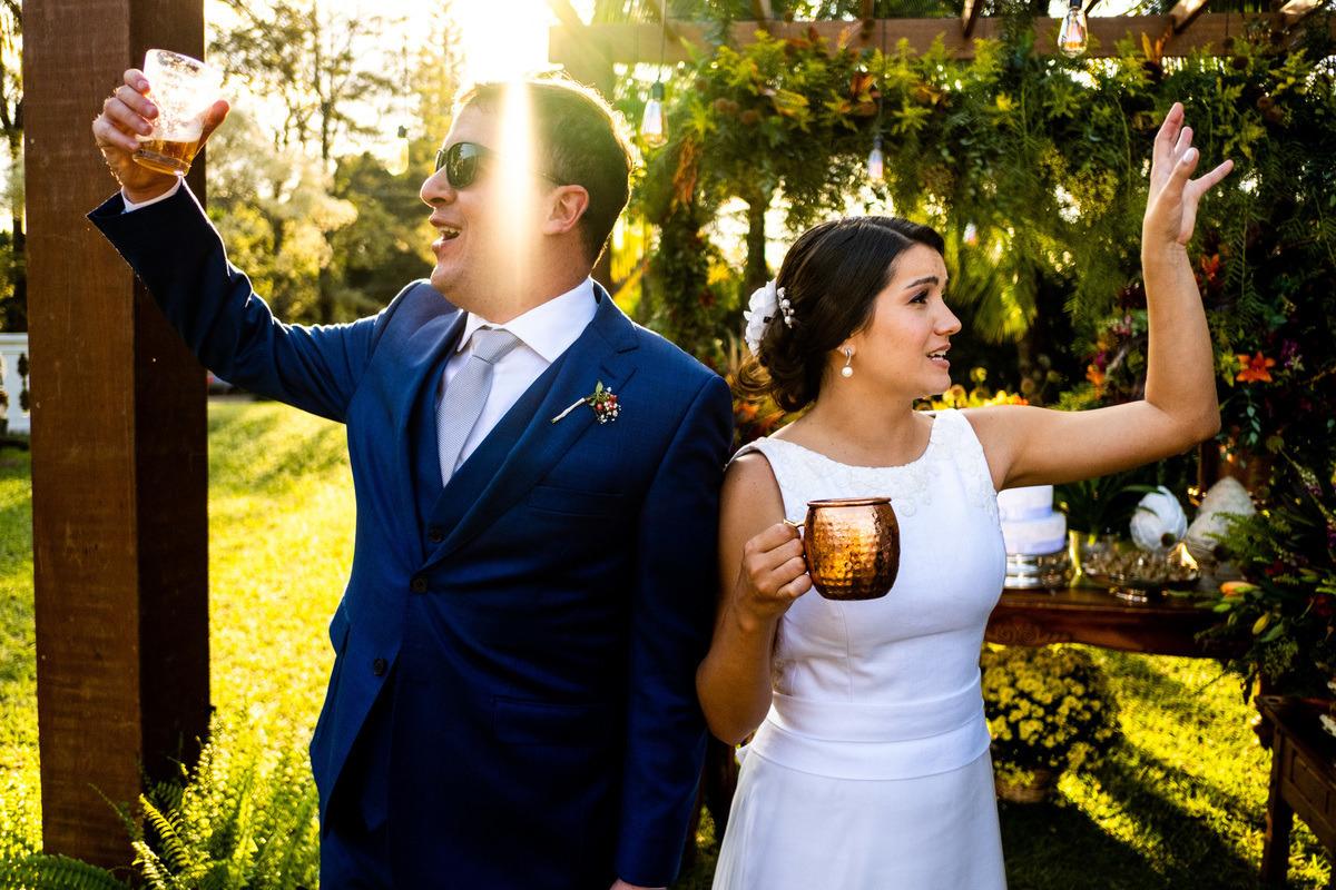 Casamento Tóia + Zé