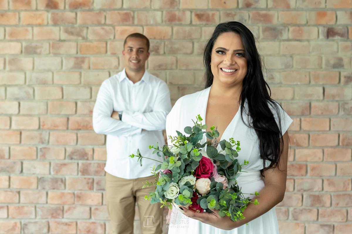 Renata e Guilherme no Mallard Recepções e Eventos