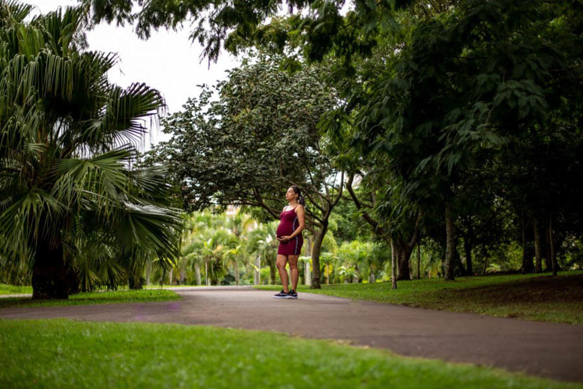 À espera de Manu - Jardim Botânico - Curitiba