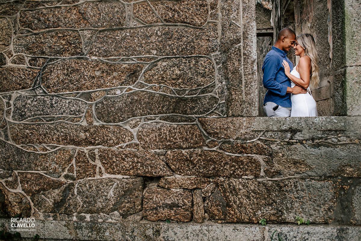 Forte do Pico Casal na Janela de uma ruína