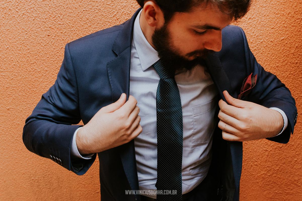 terno de noivo para casamento de dia