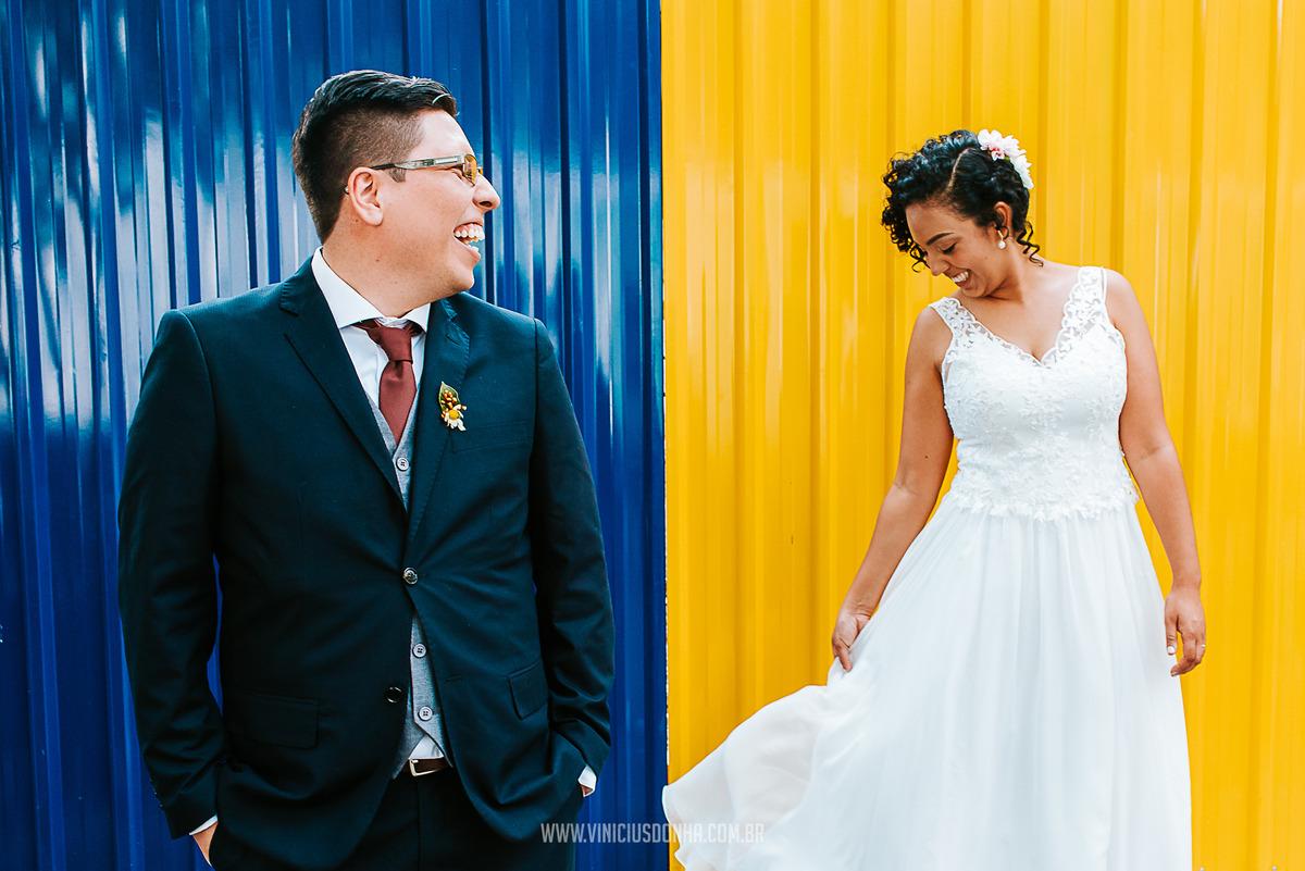 Fotografia de casamento no restaurante Bello Bello em São Paulo