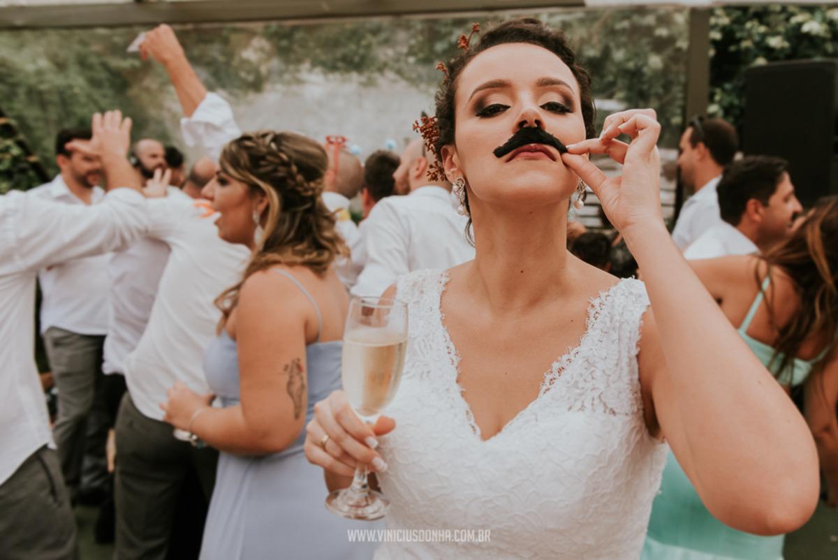 pista de dança de casamento no campo de dia