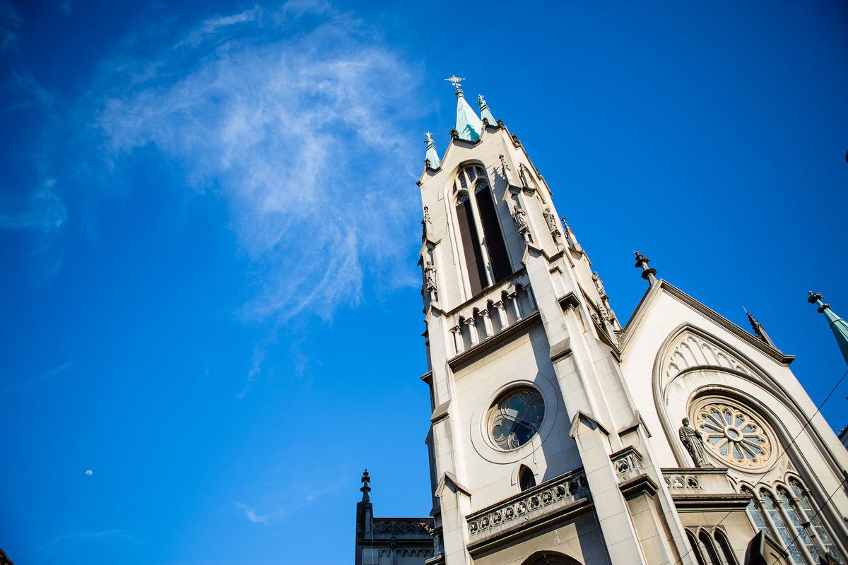 Catedral de Santos - SP