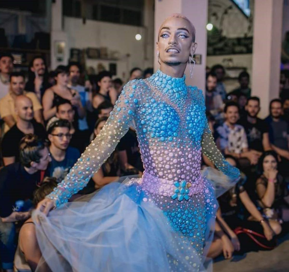 Mellany Bounce, Translumbrante Ball (2018), foto por Bruna Brandão.