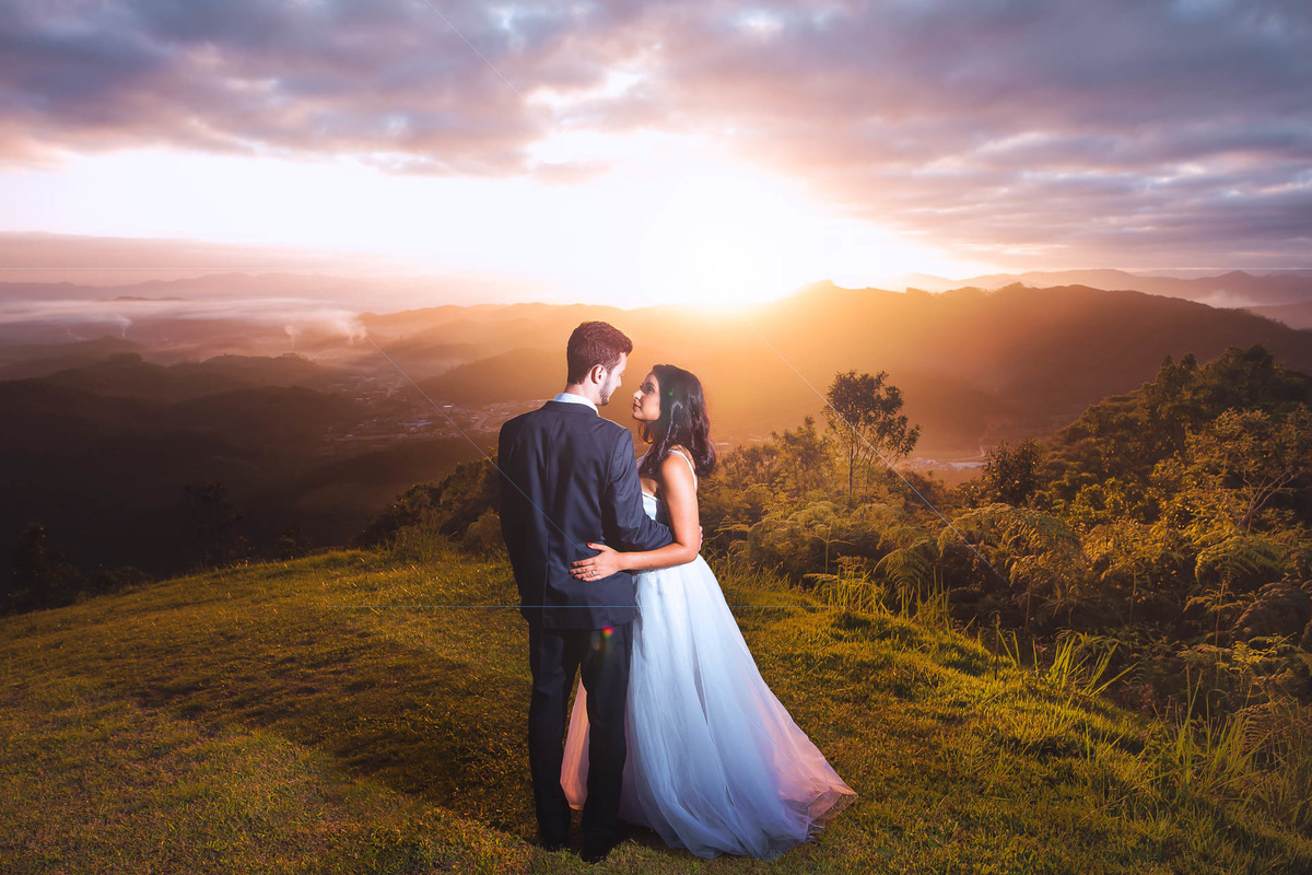 Elopement Wedding em Santa Catarina