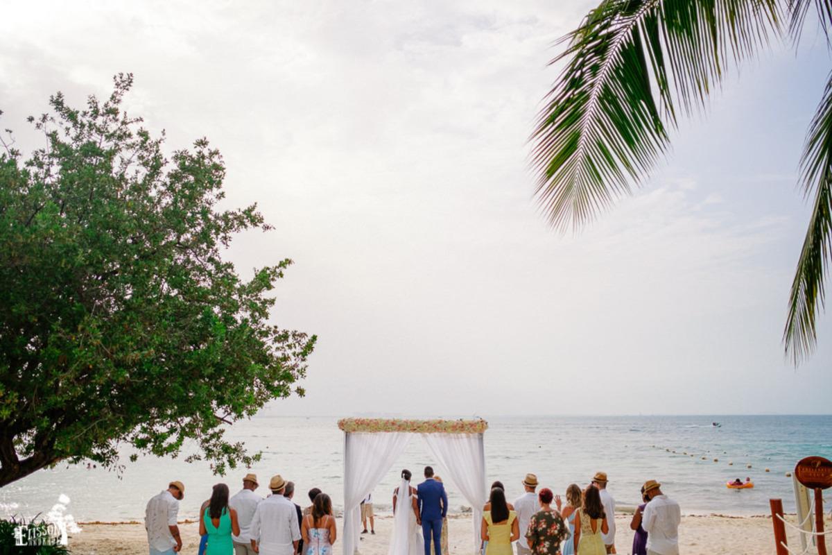 foto de casamento em cancún, destination wedding, fotógrafo de casamento de maringá